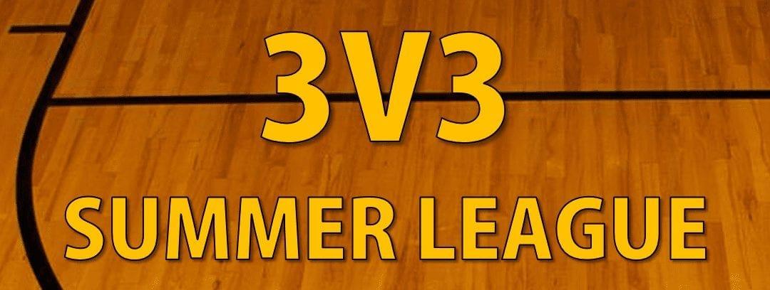3V3 Summer League
