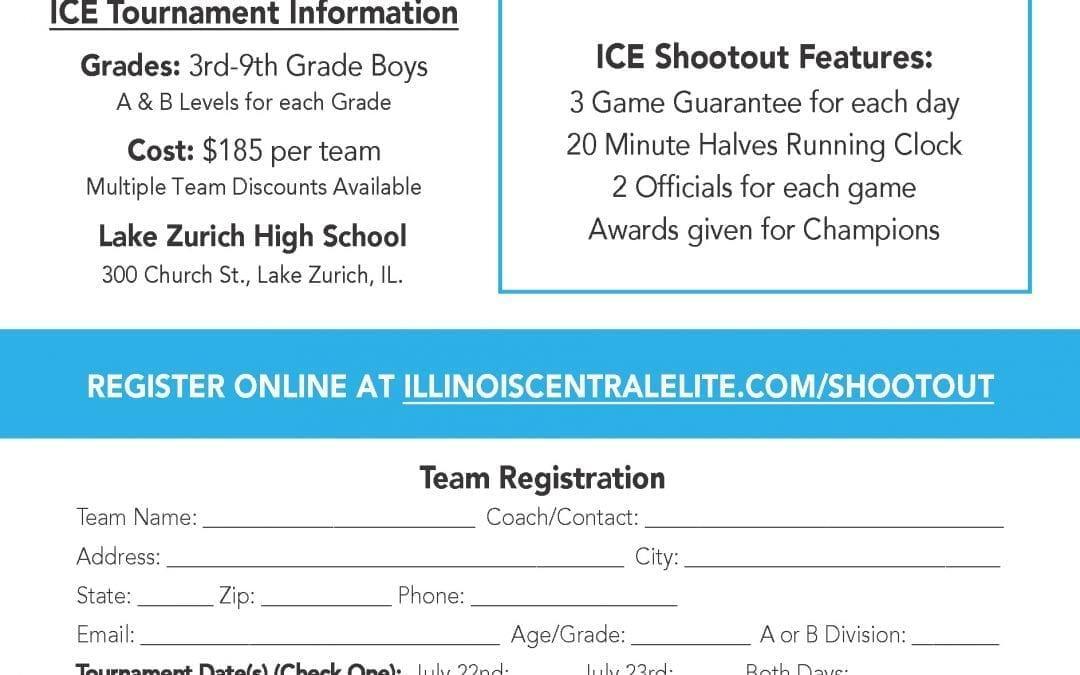 ICE Summer Sizzle Shootout